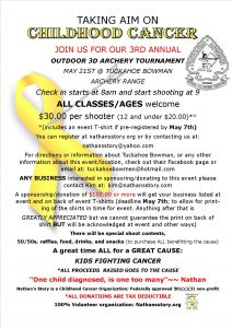 archery tournament 2017